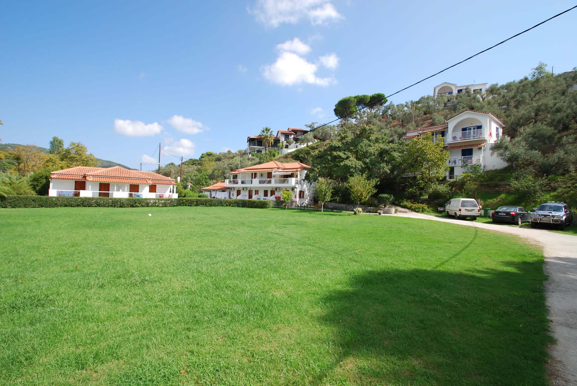 Drossia studios & Apartments in Skiathos